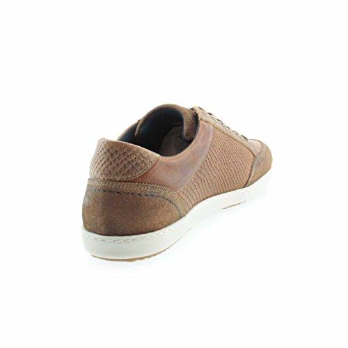 Pyrex - Zapatos de cordones para hombre rojo Size: 42 9PiZd04Ann