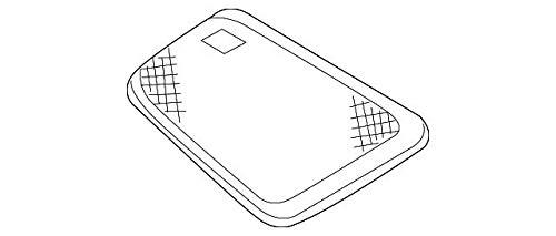 2003 – 2003年式起亜スピーカーグリル85660-3C700GJ。 B07HGHQM4R