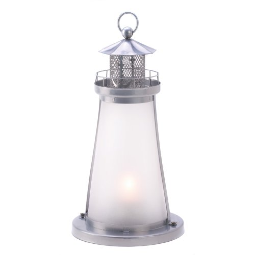 20 Wholesale Lookout Lighthouse Candle Lamp Wedding Centerpieces by Tom & Co.
