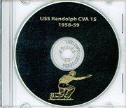 Download USS Randolph CVA 15 1958 - 1959 Med Cruise Book pdf