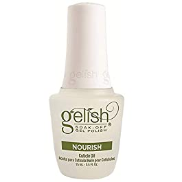 2 Harmony Gelish Nourish Nail Cuticle Hydrating Natural Oil Treatment .5oz – Bottle