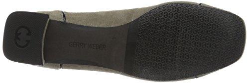 Gerry Weber Venezia 03 - Tacones Mujer Grau (Fango)