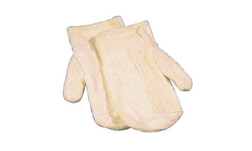 Packaging 2 Pcs Oven Mitts