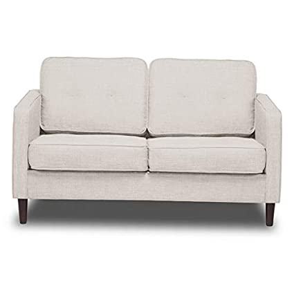 Amazon.com: Hebel Sofa 2 Go Franklin Loveseat | Model SF ...