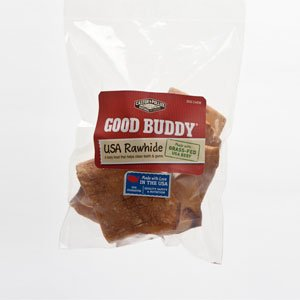 Castor & Pollux Good Buddy USA Rawhide Chips - 4 oz from Castor & Pollux