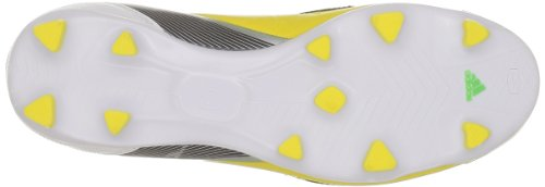 Adidas Fussballschuhe F30 TRX FG LEA G65394 45 1/3, Vivid Yellow-Green-Black, 45 1/3