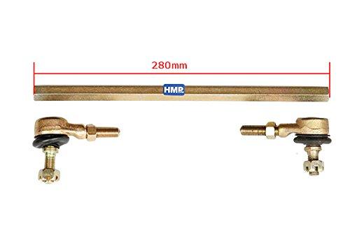 Quad Bashan// Rayon D/Éclat Etc Ensemble Biellette 280 mm 12mm Hmparts Atv
