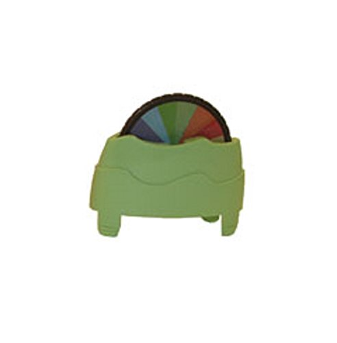 Replacement Green Color Wheel Spinner Toy Fisher Price LUV U