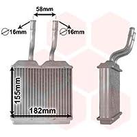 Van Wezel 37006197 intercambiador de calor para sistema