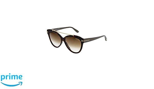 81bb1abf377e Tom Ford Womens Women s Livia 58Mm Sunglasses at Amazon Men s Clothing  store