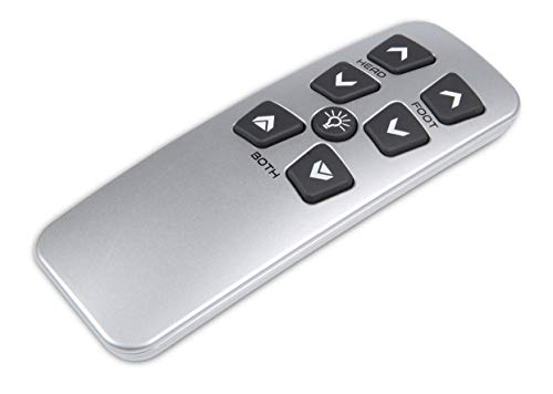 (Leggett and Platt 100 Series II or t-120 Replacement Remote for Adjustable Beds)