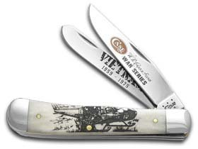 Case Vietnam Trapper Pocket Knife