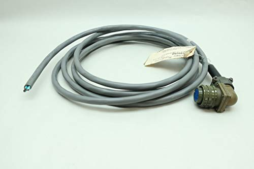 AMPHENOL 169259 CORDSET Cable Assembly 178IN D652872