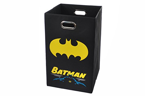 Batman Logo Folding Laundry Basket by Batman