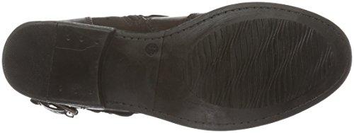Tom Tailor 1694201, Zapatillas de Estar por Casa para Mujer Marrón - Braun (mokka)