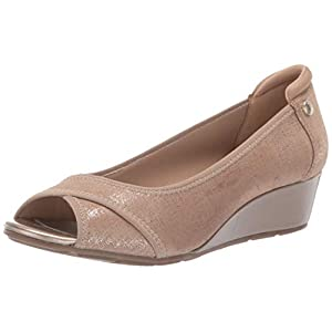 Anne Klein Women's Corner Wedge Pump 18