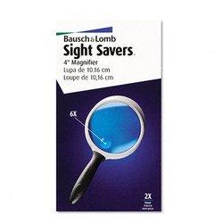 2X - 4X Round Handheld Magnifier w/Acrylic Lens PROD-ID : 437140
