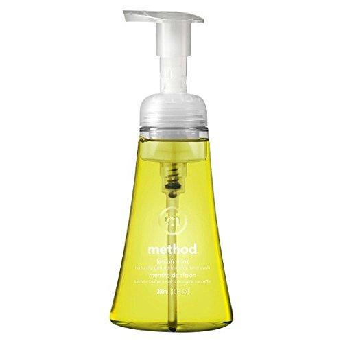 Method Foaming Hand Wash, Lemon Mint, 10 Ounce