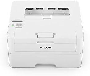600 x 2400 dpi, A4, 250 Hojas, 30 ppm, Listo para Redes, Blanco Ricoh SP 230DNw 600 x 2400 dpi A4 WiFi Impresora l/áser