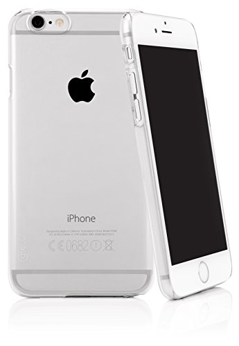 CASEual clearo Schutzhülle für Apple iPhone 6 Plus