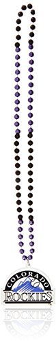 Colorado Rockies 2012 Team Logo Beads