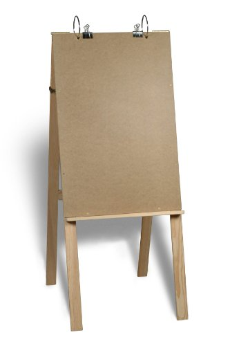 (American Easel Teachers Aide-Natural Fir)