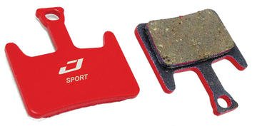 Hrx Series - Jagwire NEW Mountain Sport Disc Brake Pads for Hayes HRX HFX MX1 FULL WARRANTY