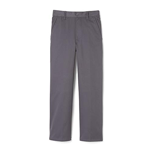 French Toast Boys' Big Pull-On Relaxed Fit School Uniform Pant