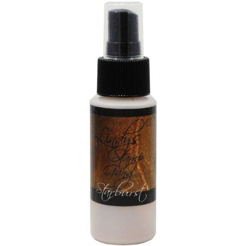 Lindy's Stamp Gang Starburst Spray Paint, 2-Ounce Bottle, Mission Bells Brown