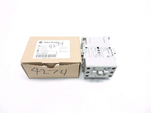 NEW ALLEN BRADLEY 100-C30D10 SER A 120V-AC 20HP 45A AMP CONTACTOR D505878