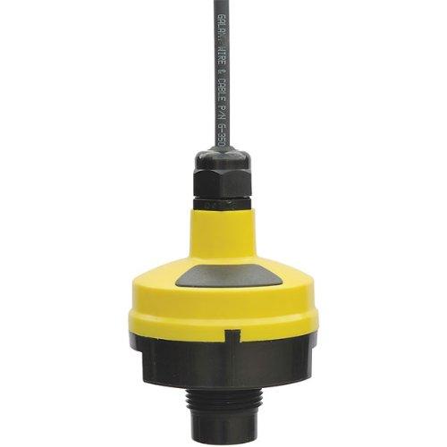 """EchoPod (Yellow) Switch, Cont. & Trans.-3 m range, 1"""" NPT"""