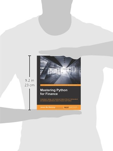 Mastering Python for Finance: Amazon co uk: James Ma Weiming