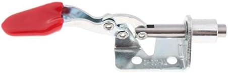 トグルラッチクランプラッチクランプクリッププッシュプルラッチタイプ亜鉛メッキ付きクイックフィクスチャ防錆