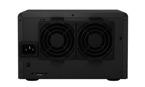 Synology Disk Station 5-Bay Expansion Unit for Increasing Capacity Network Attached Storage (DX513) by Synology (Image #3)