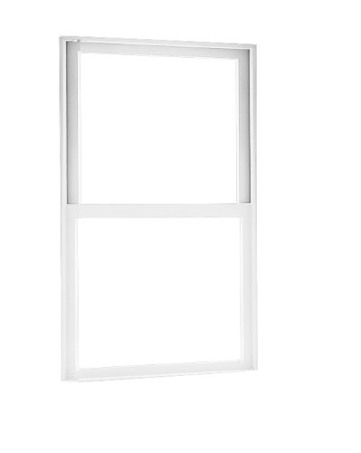 Swanstone SS-WTK Window Trim Kit, White Finish