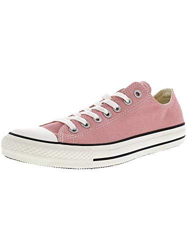 Converse Chuck Taylor All Star Ox Quartz Pink Ankle-High Fashion Sneaker - 10M / 8M