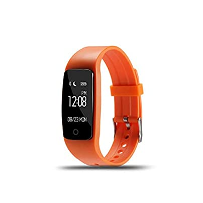 ouweish Waterproof IP67 Unisex Smart Wristband Heart Rate Blood Pressure Pedometer Estimated Price -