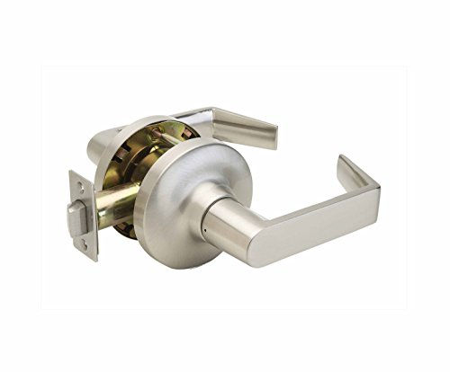 Copper Creek AL7220SS Avery Grade 1 Lever Passage Wfl Ul, Satin Stainless