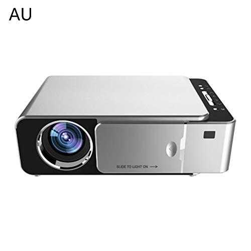 Allgreen Portable Video Projector, Full HD Mini Projector, 3D Home Theater, 1080P/HDMI/VGA/USB/TV Box Support from Allgreen