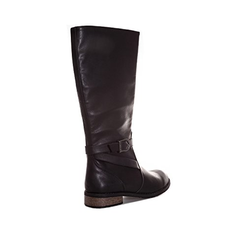 in Firetrap Boots Women's Black Dressage 4nAt6