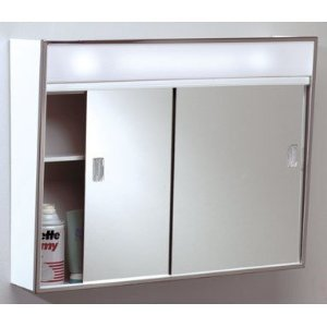 American Pride 592072 Medicine Cabinet Slider Decorative -