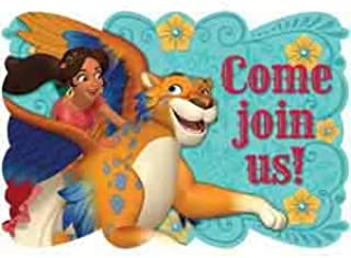 Elena of Avalor Invitation 8ct [Contains 4 Manufacturer Retail Unit(s) Per Amazon  sc 1 st  Amazon.com & Amazon.com: Rock Star Extra Large Paper Plates (18ct): Toys \u0026 Games