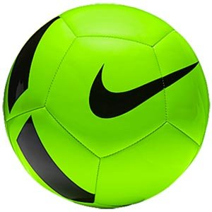 Nike Pitch Team Training Soccer Football Electric Green Size 5 (Training Nike Soccer)