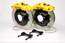 Brembo 1M2.8024A5 GT Big Brake Kit Front Slotted Infiniti G35 03-06