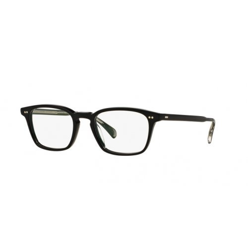 Oliver Peoples Men's Tolland OV5324U OV/5324/U 1492 Black Optical Frame ()