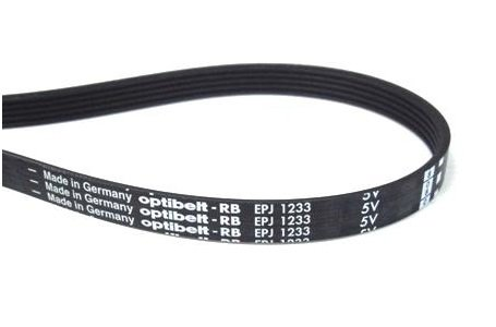 Optibelt-RB - Correa de lavadora EPJ 1233: Amazon.es: Hogar