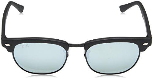 Ban Ray Niños Negro Gafas Unisex de 0RJ9050S Mirror Sol Silver AqUwdqCg