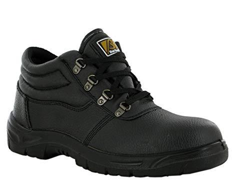 sintetici Stivali di neri uomo sicurezza Bartium da vOU7tw
