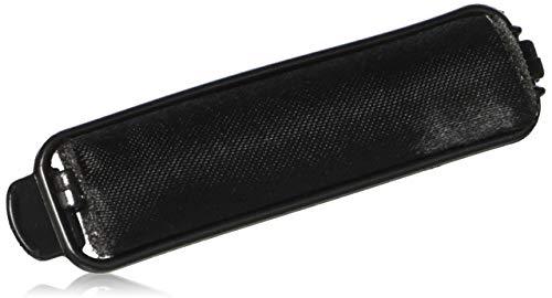 - Diane Satin Foam Rollers , Black 5/8-Inches(14/pack)