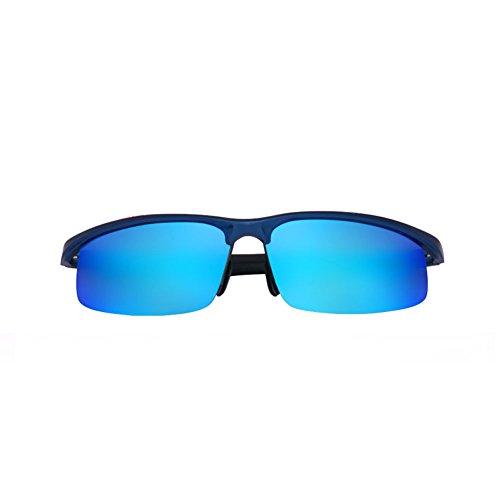 Conductor de 4 treibende Hombres magnesio Sol DT de polarisator Vasos automatismo 2 Sol Männliche Gafas de Espejo de Gafas TD de Pesca de Magnesio de de de fwwxq1TF